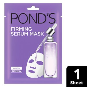 Ponds Face Mask Firming Serum Mask 21ml