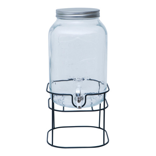 Home Glass Beverage Dispenser 14608 8Ltr