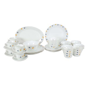 Cello Dinner Set Crazy Flower 50pcs