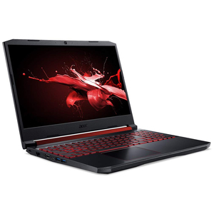 Acer Gaming Notebook Nitro-NH.Q59EM.021,15.6 Inch FHD IPS, Intel Core i7-9750H,1TB HDD,256GB SSD, 16GB RAM,NVIDIA GeForce GTX 1650,Black