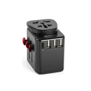 Promate Travel Adapter TripMate-PD18