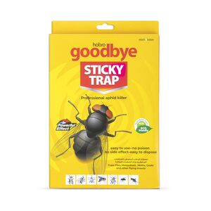 Good Bye Sticky Trap Flying Insect 1pc