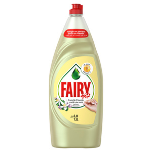 Fairy Gentle Hands Lemon Blossom Dishwash Liquid 1.5Litre