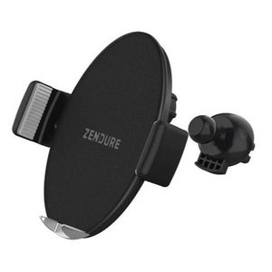 Zendure ZDWCCM1-b Q7 10W Wireless Charger Car mount with Qi-Black