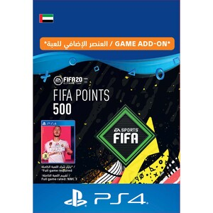 Sony ESD 500 FIFA 20 Points Pack AE [Digital]