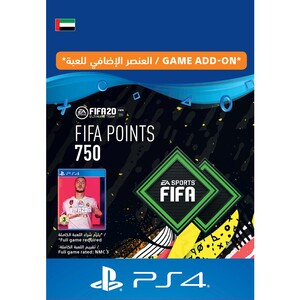 Sony ESD 750 FIFA 20 Points Pack AE [Digital]