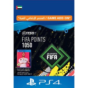 Sony ESD 1050 FIFA 20 Points Pack AE [Digital]