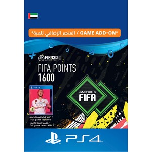 Sony ESD 1600 FIFA 20 Points Pack AE [Digital]