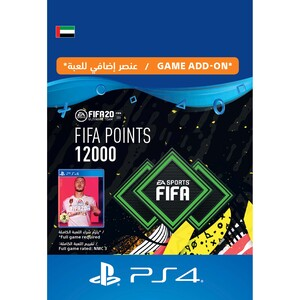 Sony ESD 12000 FIFA 20 Points Pack AE [Digital]