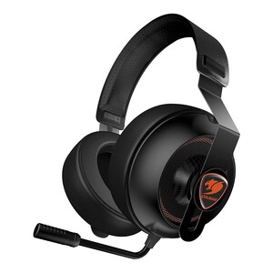 Cougar Phontuim Essential Black Gaming Headset(3H150P40B.0001)