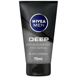 Nivea Men  Face Scrub Deep Anti-Blackheads 75ml
