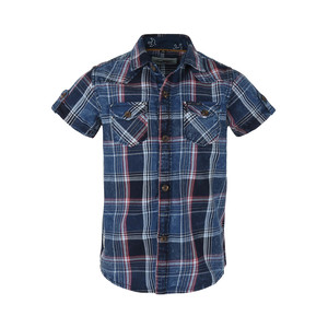 Ruff Boys Shirt Short Sleeve SB-04302L