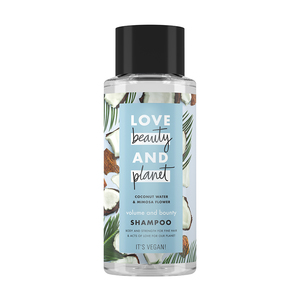 Love Beauty and Planet Shampoo Volume and Bounty Coconut Water & Mimosa Flower 400ml