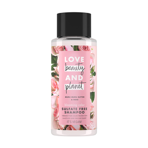 Love Beauty and Planet Shampoo Blooming Color Murumuru Butter & Rose 400ml