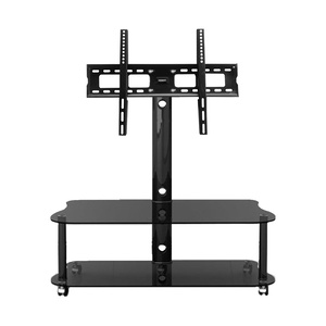 Maple Leaf Home TV Stand With Bracket Size:W110xD40xH130cm