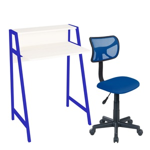 Maple Leaf Kids StudyTable+Chair CT1607 Blue
