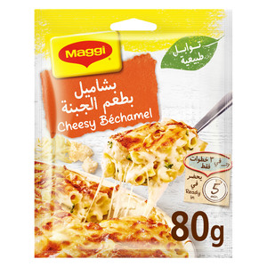 Maggi Cheesy Bechamel Cooking Mix 80g