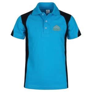 Emirates School Uniform Boys Sports Polo Shirt Cycle1 8-9 Y