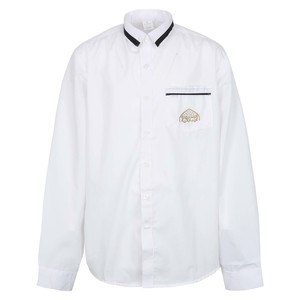 Emirates School Uniform Boys Formal Shirt Long Sleeve Cycle2 14-15 Y