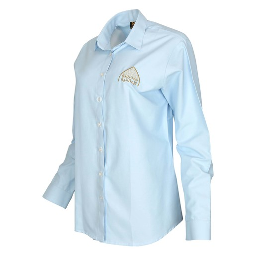 Emirates School Uniform Girls Formal Shirt Long Sleeve Cycle3 Medium