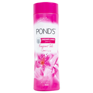 Ponds Dream Flower Pink Lily Fragrant Talc 300g