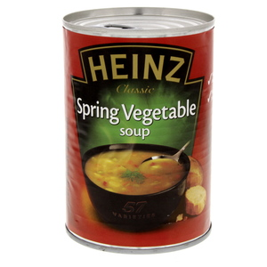 Heinz Classic Spring Vegetable Soup 400g