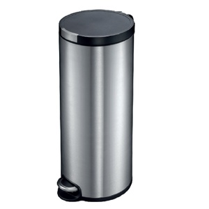 Eko Stainless Steel Step Bin ALEK20 20Ltr