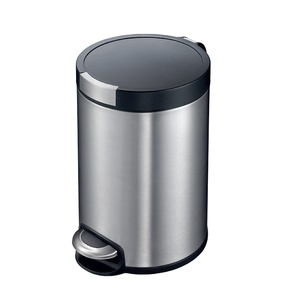 Eko Stainless Steel Step Bin ALEK5 5Ltr