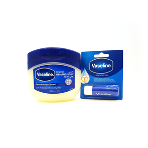 Vaseline Petroleum Jelly Original 450ml + Lip Care Balm original 4.8g