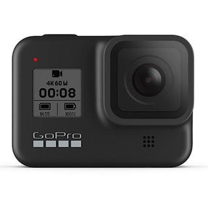 GoPro Action Camera Hero 8 G02CHDHX-801 Black