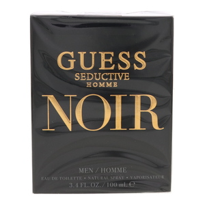 Guess Seductive Homme Noir EDT For Men 100ml