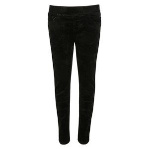 Debackers Girls Corduroy Pants SGM02 Black 10-16Y