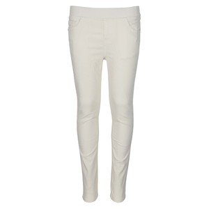 Debackers Girls Corduroy Pant SGM02 White 10-16Y