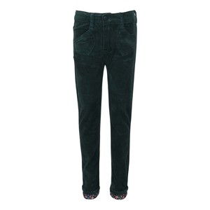 Debackers Girls Corduroy Pants SGM01 Green 2-8Y