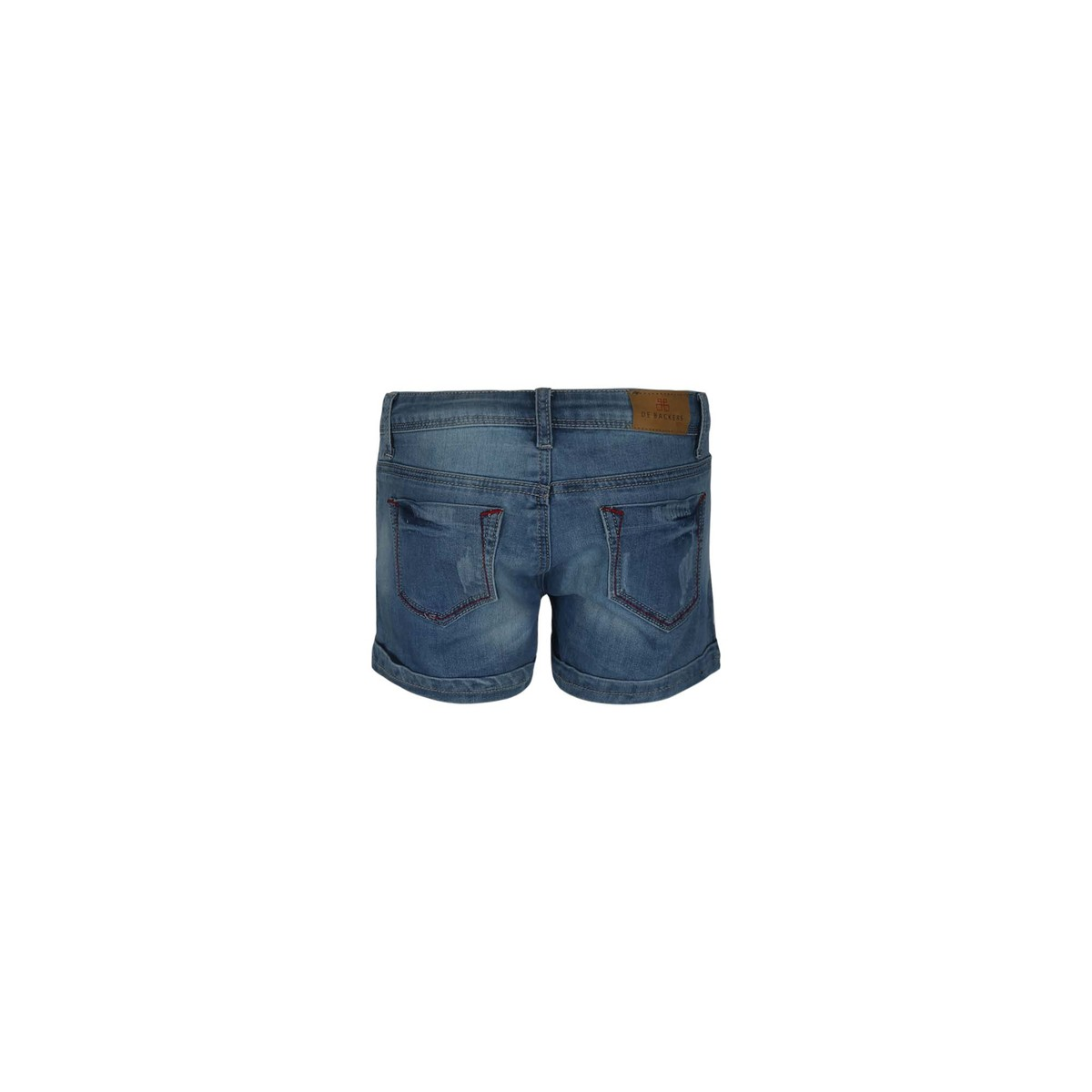 Debackers Girls Denim Shorts 23-28 S01B 23