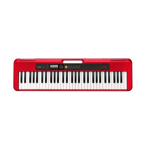 Casio Keyboard CTS-200 Red