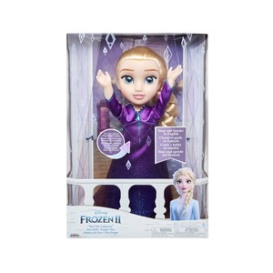 Frozen II Elsa Feature Singing Doll Multi-Colour  207474