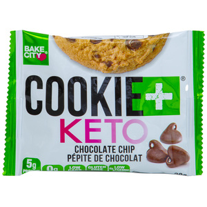Bake City Cookie + Keto Chocolate Chip 28g