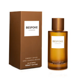 Bespoke London Perfume EDP Sweet Spice & Sandalwood 100ml