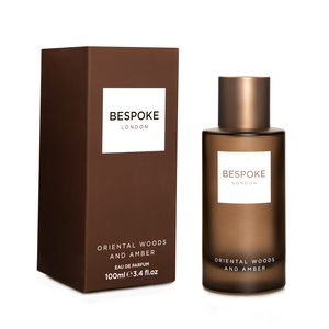 Bespoke London Perfume EDP Oriental Woods And Amber 100ml