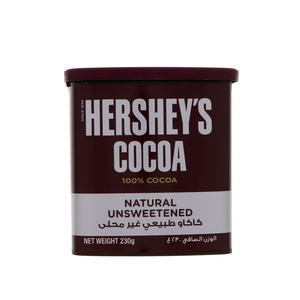 Hershey's Natural Unsweetened Cocoa Powder 230g