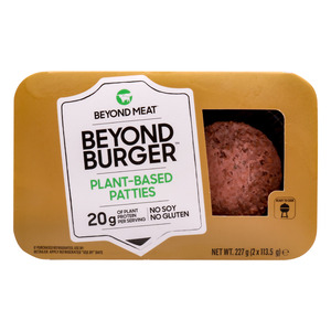 Beyond Meat Plant Based Burger Patties 227g