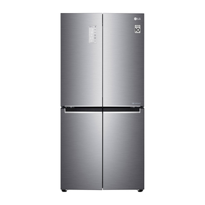 LG French Door Side By Side Refrigerator GR-B29FTLPL 594Ltr