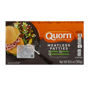 Qourn Meatless Patties 300g