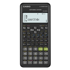 Casio Scientific Calculator FX-570ES PLUS-2