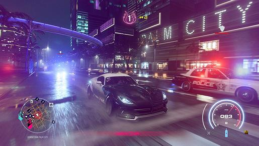 Need for Speed Heat 2019 Xbox One