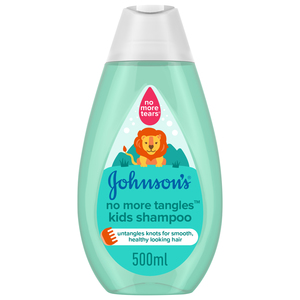 Johnson's Kids Shampoo No More Tangles 500ml