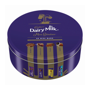 Cadbury Milk Chocolate Assortment Tin 500g
