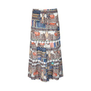 Eten Girl Skirt T03 Blue 10-16Y