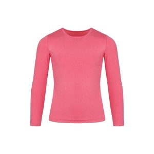 Eten Girls Body Fit T-Shirt Long Sleeve Pink 10-16Y
